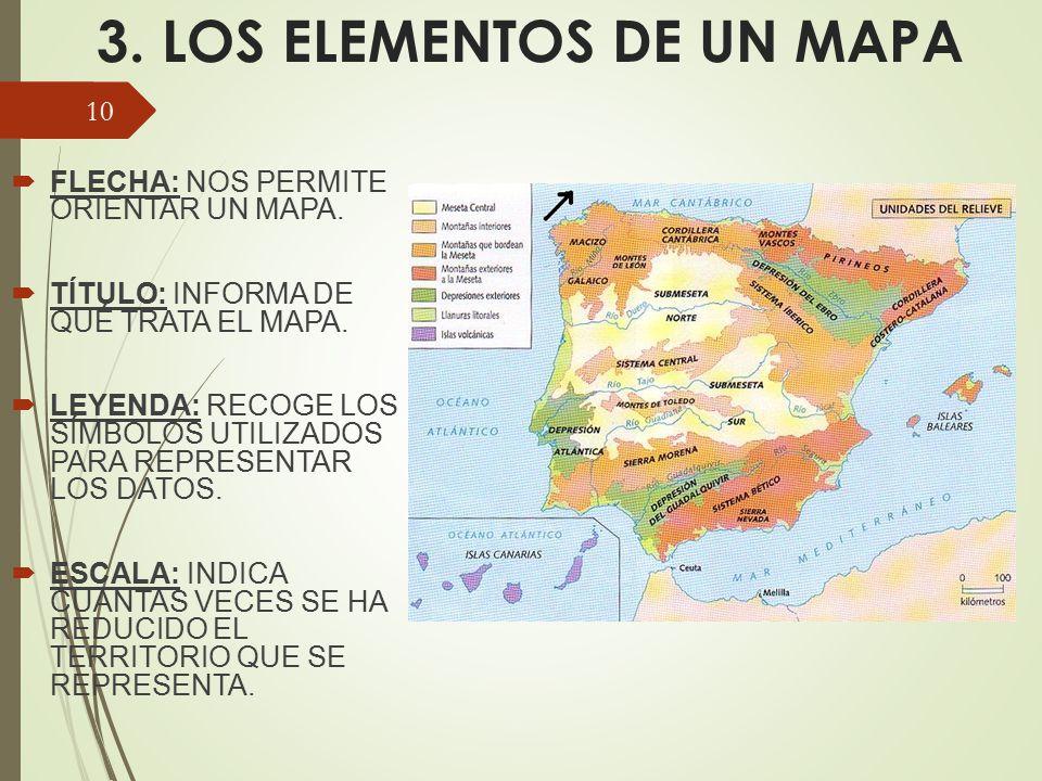 La representaci n de la tierra ppt descargar for Que elementos conforman el suelo