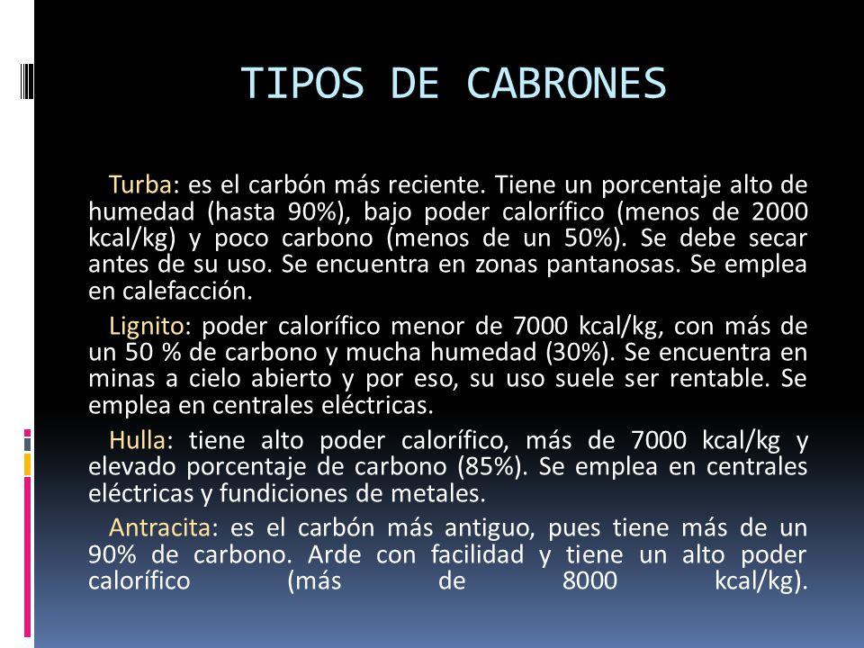 El carb n ppt video online descargar - Calefaccion mas rentable ...