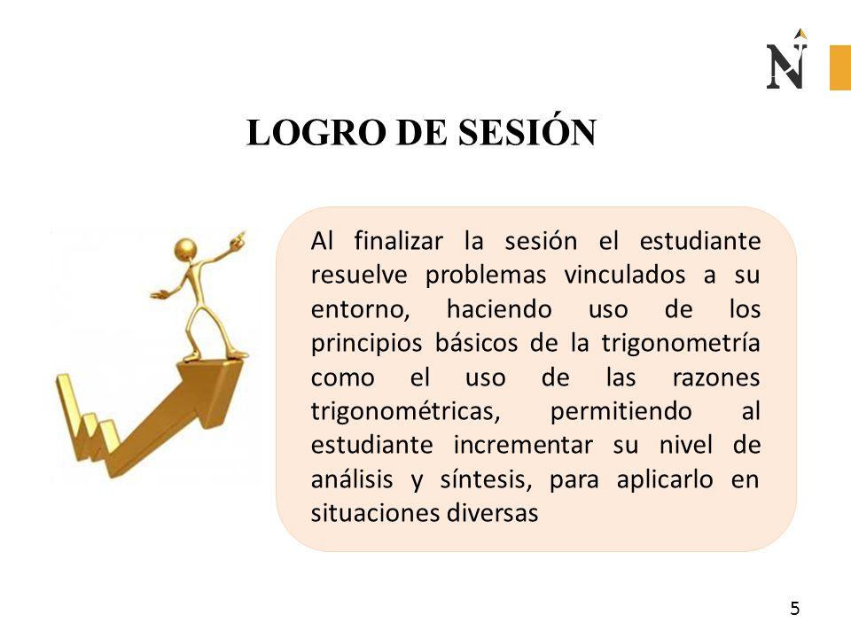 LOGRO DE SESIÓN