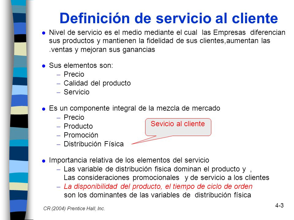 definicion de cadena de servicio El significado de la cadena de suministros según nuestros lectores ¿que significado tiene para ti la cadena de suministro  las empresas de servicios cuentan con cadenas de suministros.