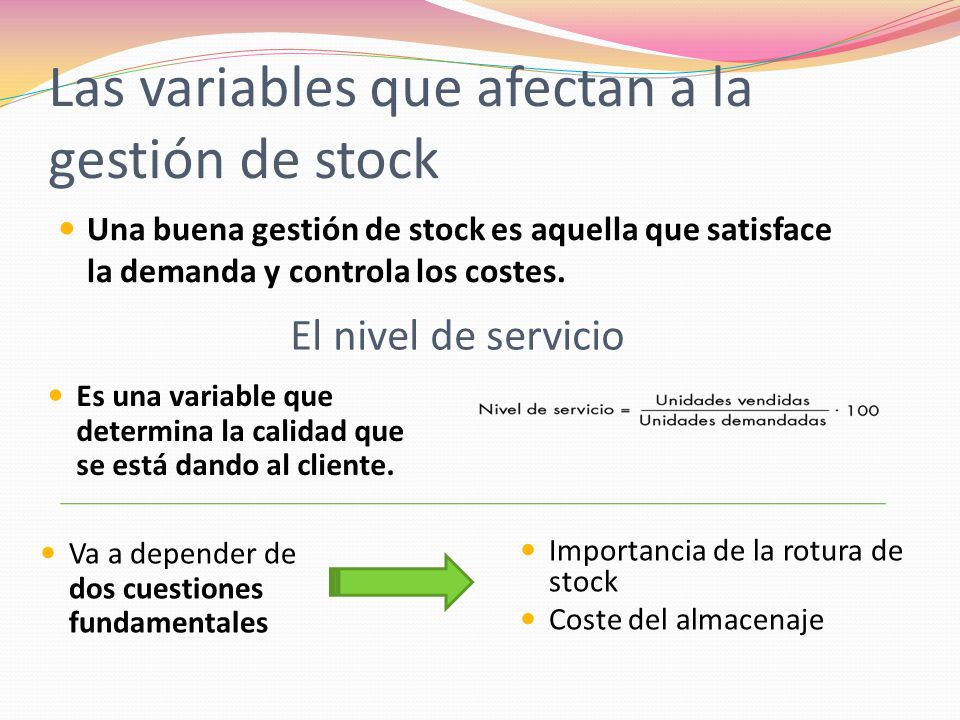 Que es una stock options