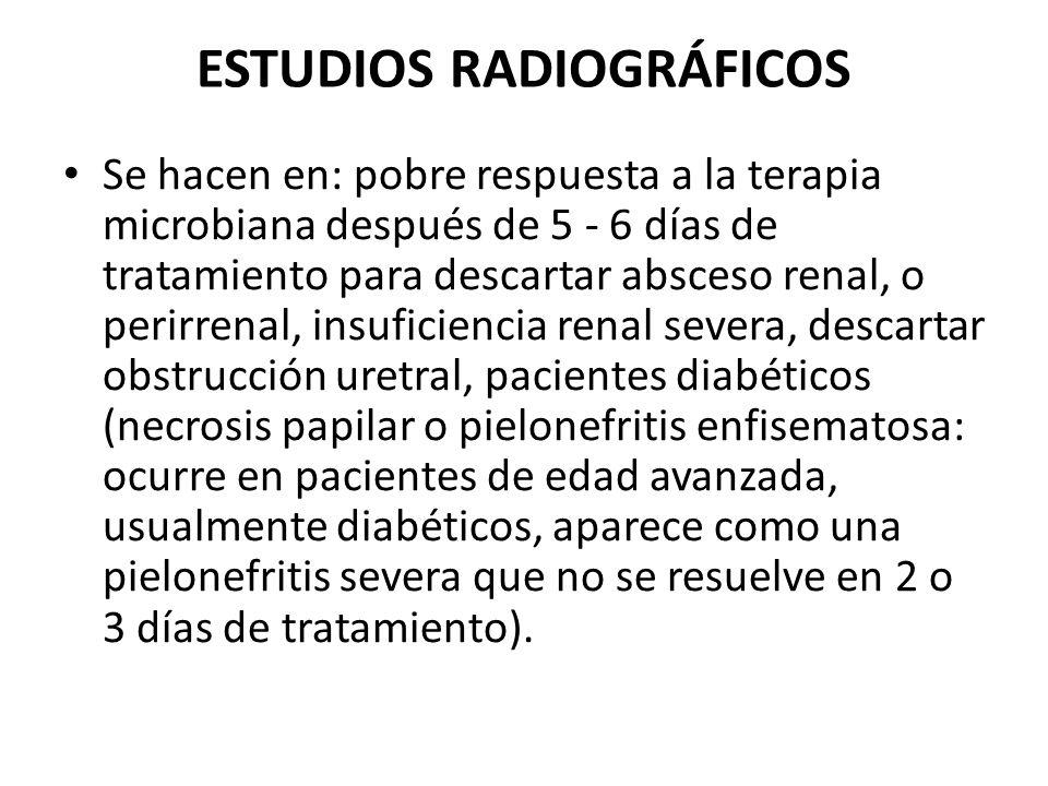 ESTUDIOS RADIOGRÁFICOS