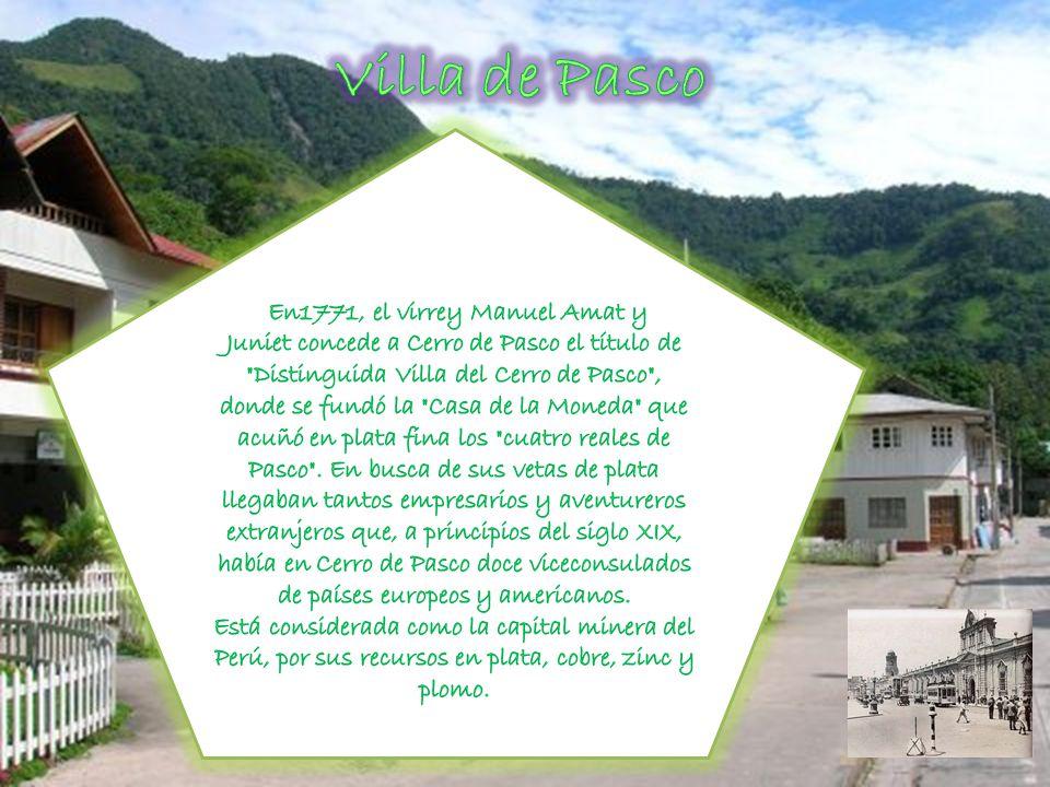 Villa de Pasco