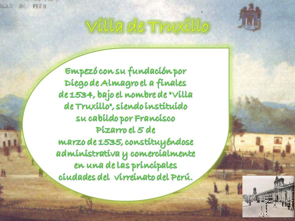 Villa de Truxillo