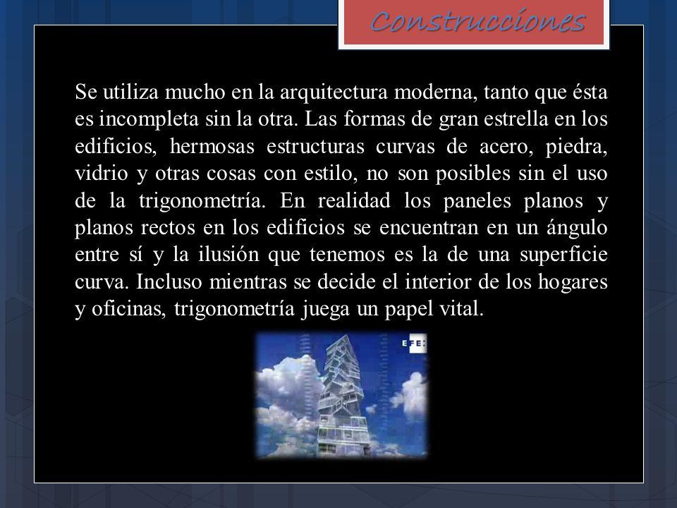 Construcciones