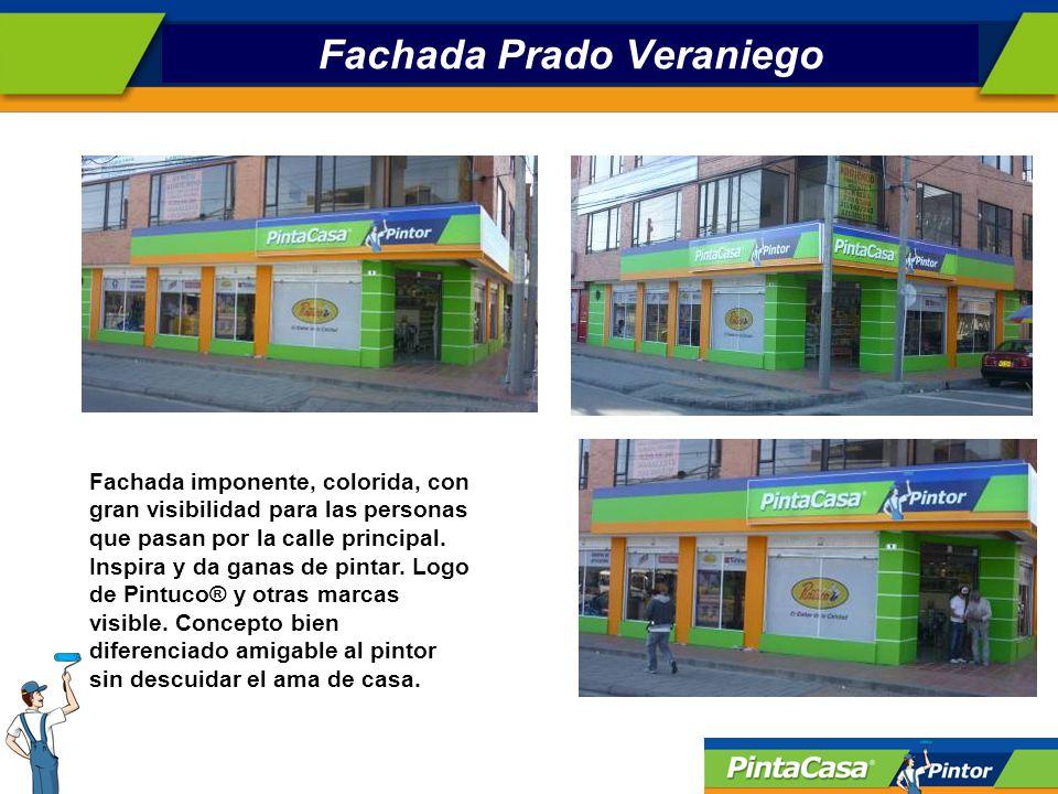 Fachada Prado Veraniego