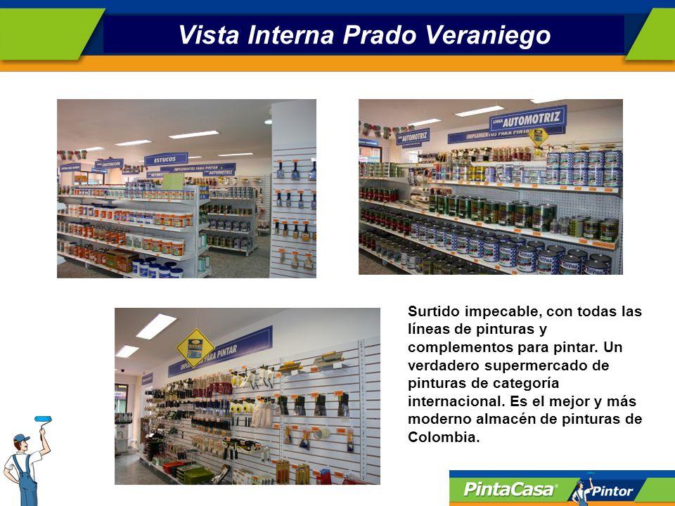 Vista Interna Prado Veraniego