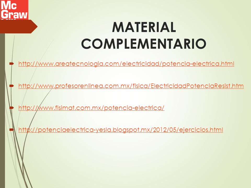 MATERIAL COMPLEMENTARIO
