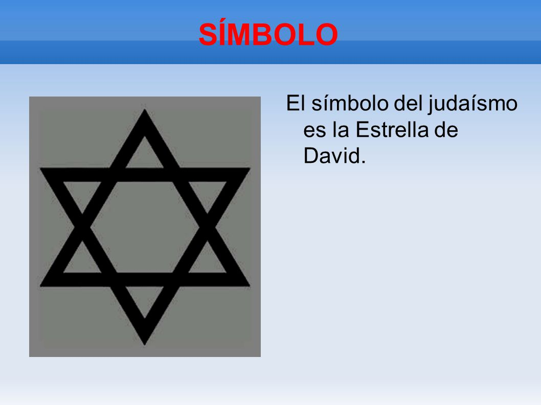 JUDASMO El trmino Judasmo se refiere a la religin o creencias