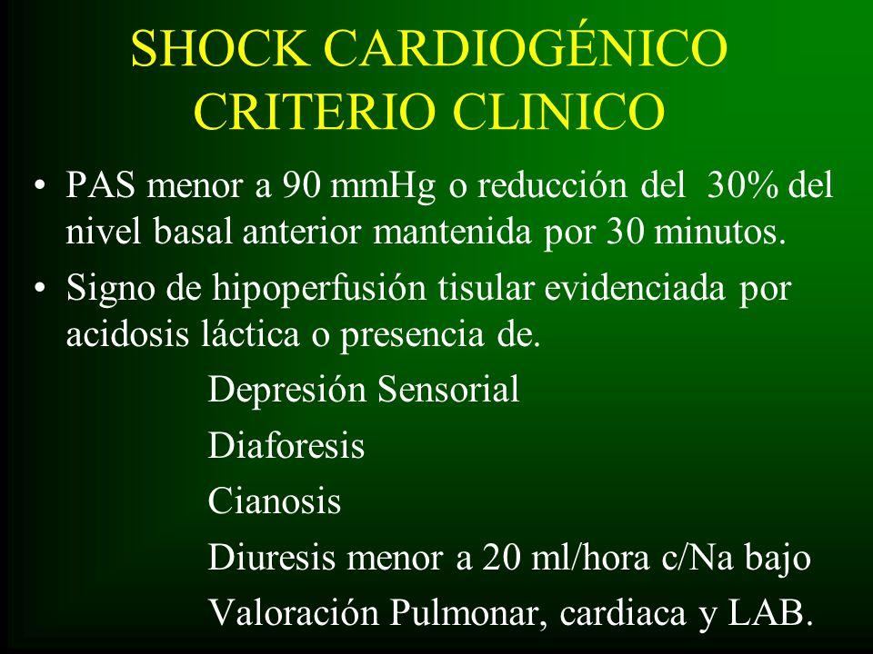 SHOCK MANEJO Y TRATAMIENTO Dr. JOSE ORTELLADO M - ppt