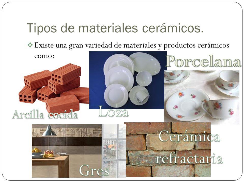 Materiales Cer Micos Y Vidrios Ppt Descargar