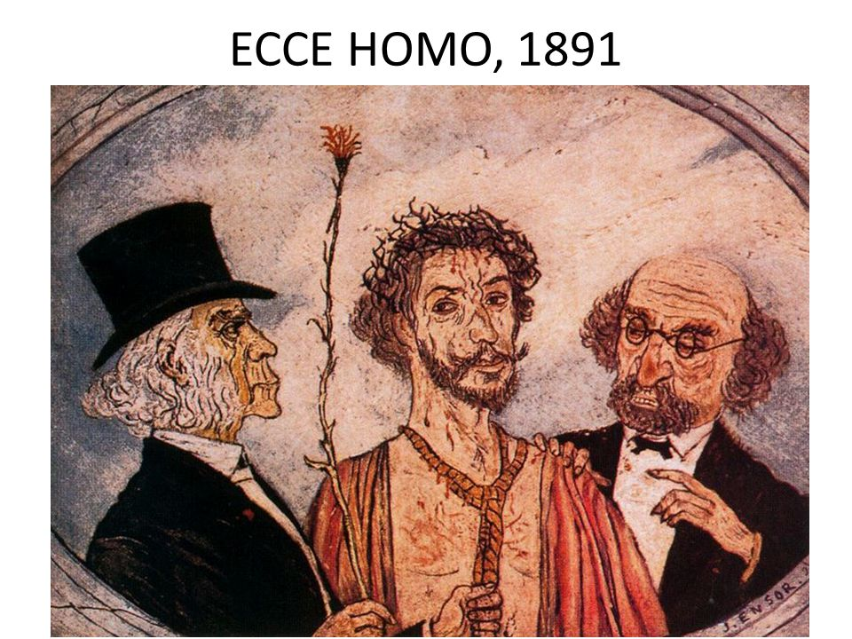 On the Genealogy of Morals and Ecce