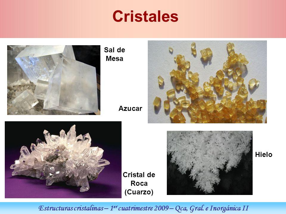 S lidos cristalinos orden peri dico repetitividad en el - Cristales de colores para mesas ...