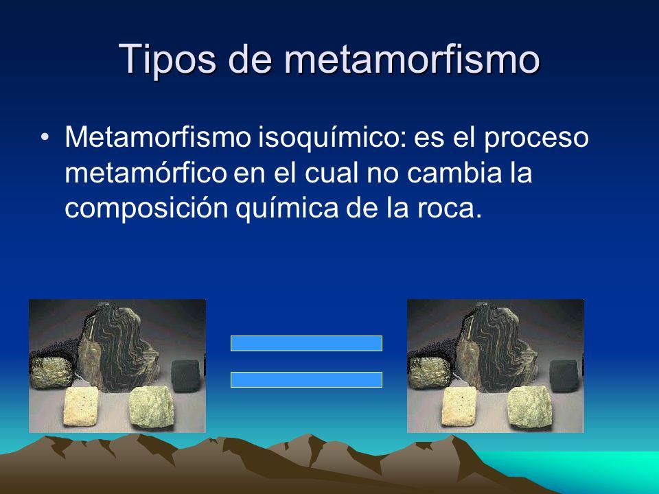 Metamorfismo. - ppt video online descargar