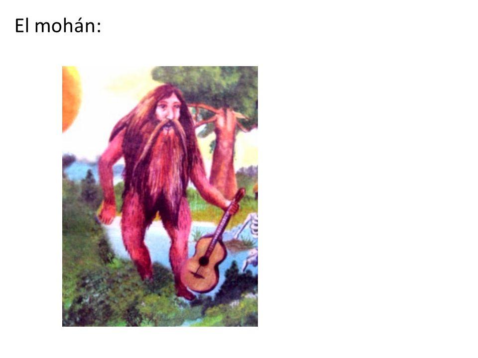 El mohán: