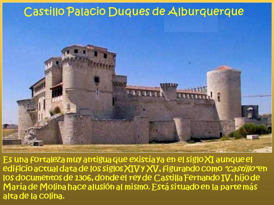 Castillo Palacio Duques de Alburquerque