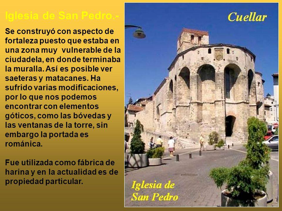 Iglesia de San Pedro.-