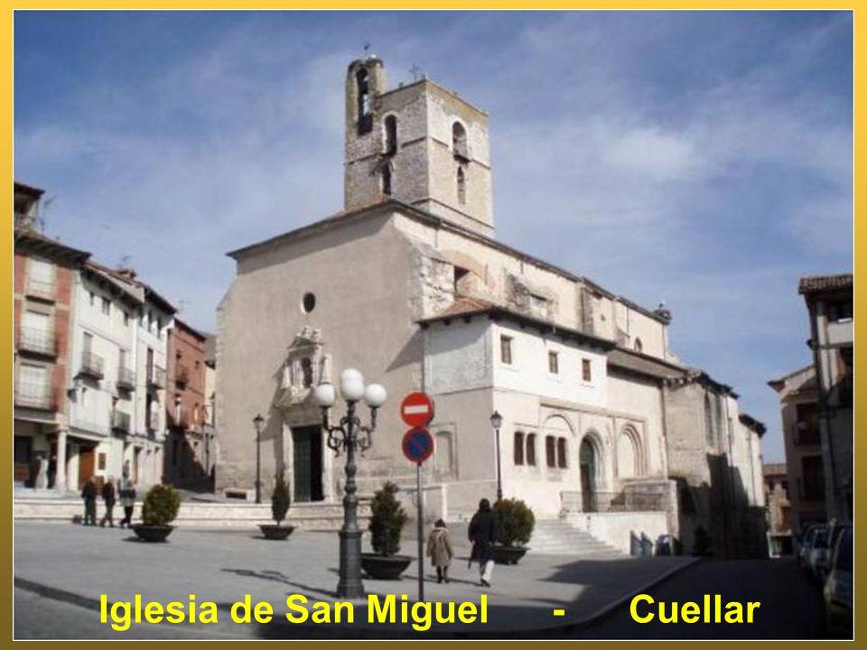 Iglesia de San Miguel - Cuellar