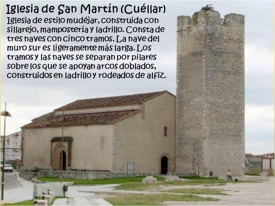 Iglesia de San Martín (Cuéllar)