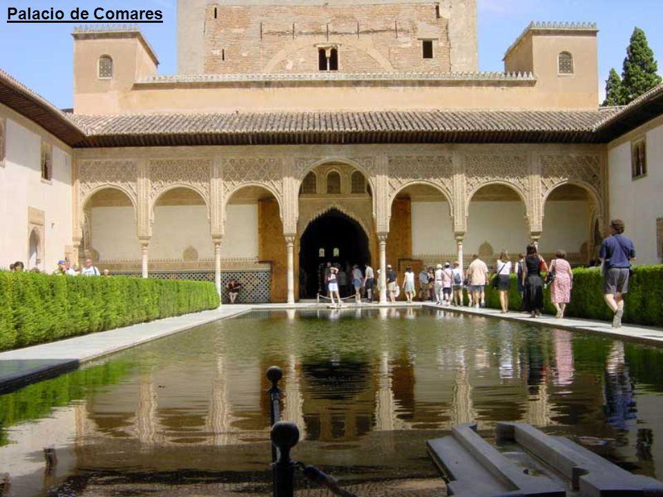 La alhambra ppt descargar - Banos arabes palacio de comares ...
