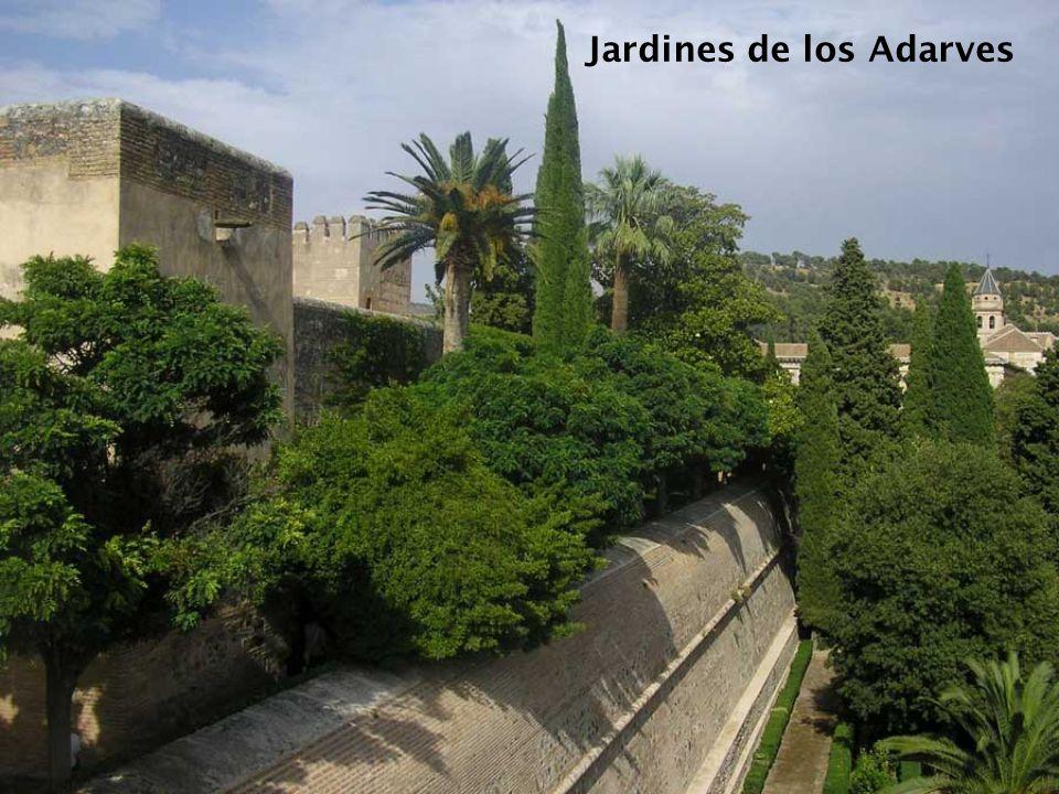 La alhambra ppt descargar for Jardines nazaries