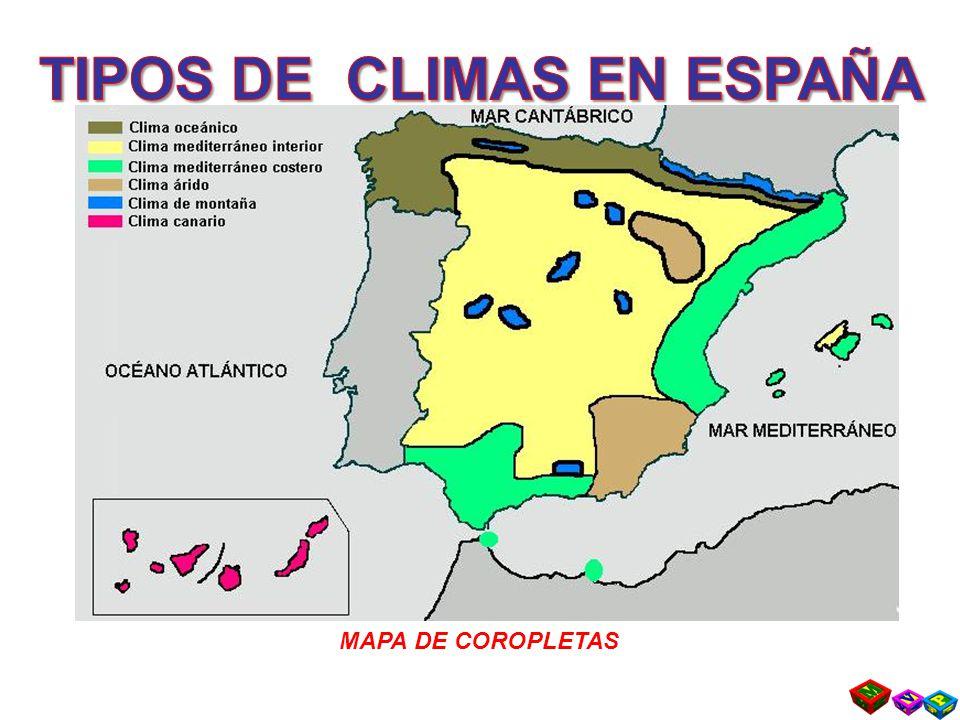 Tipos De Climas En Espana Ppt Video Online Descargar