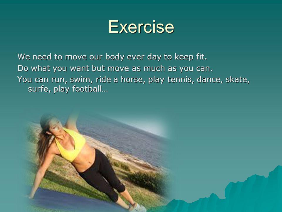La vida saludable healthy lifestyle ppt descargar for I want to move to la