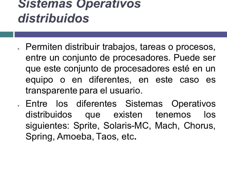 Descargar sistema operativo distribuido mach