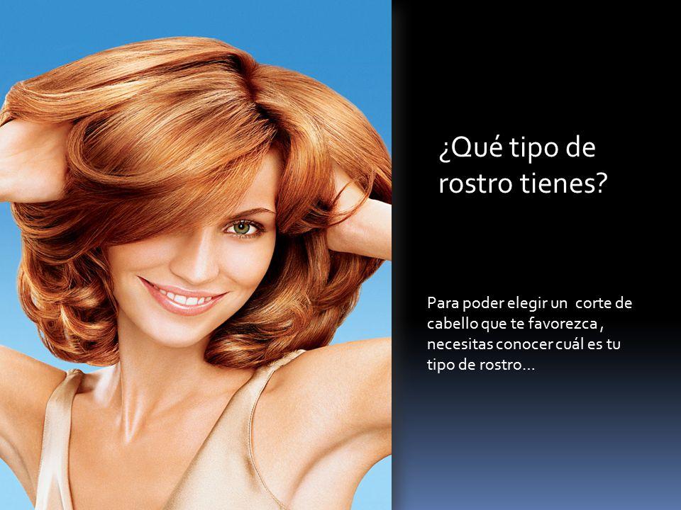 Favorece tus rasgos El cabello juega un papel muy importante en la ...