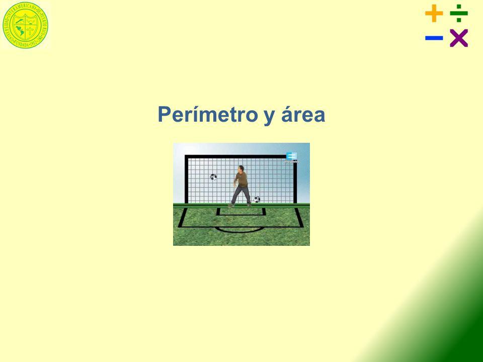 Perímetro y área
