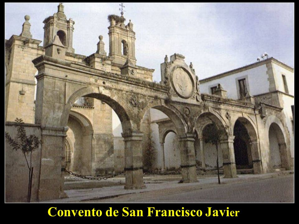 Convento de San Francisco Javier