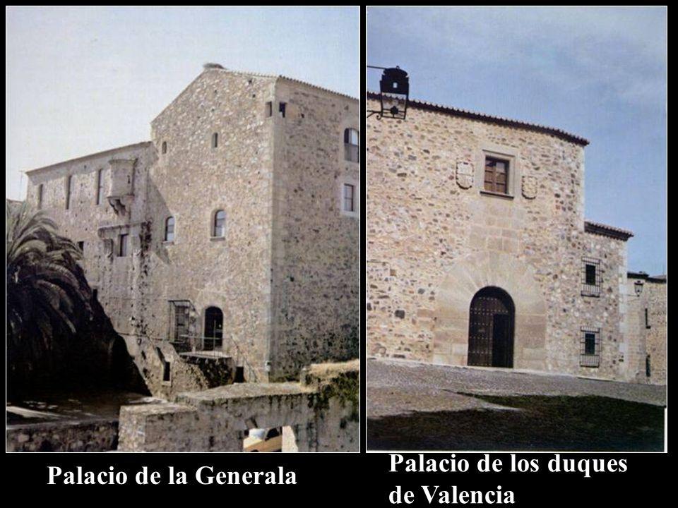 Palacio de los duques de Valencia