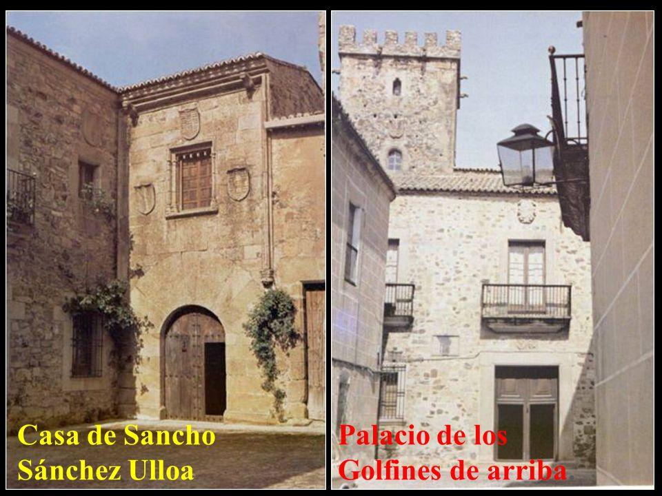 Casa de Sancho Sánchez Ulloa