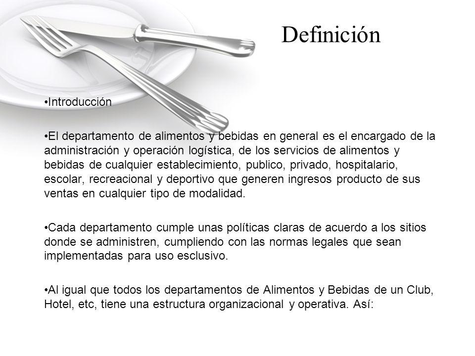 Definición Introducción