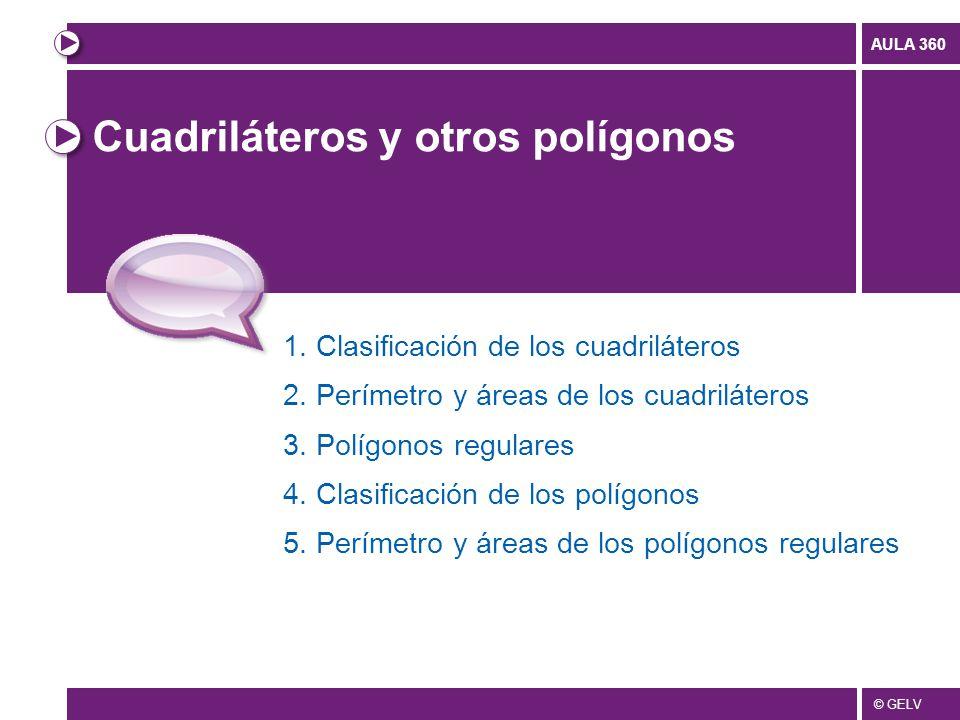 Cuadriláteros y otros polígonos