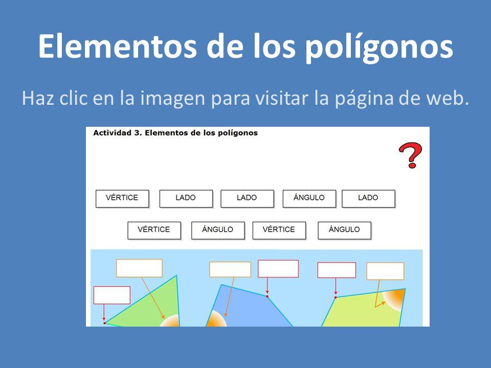 Elementos de los polígonos