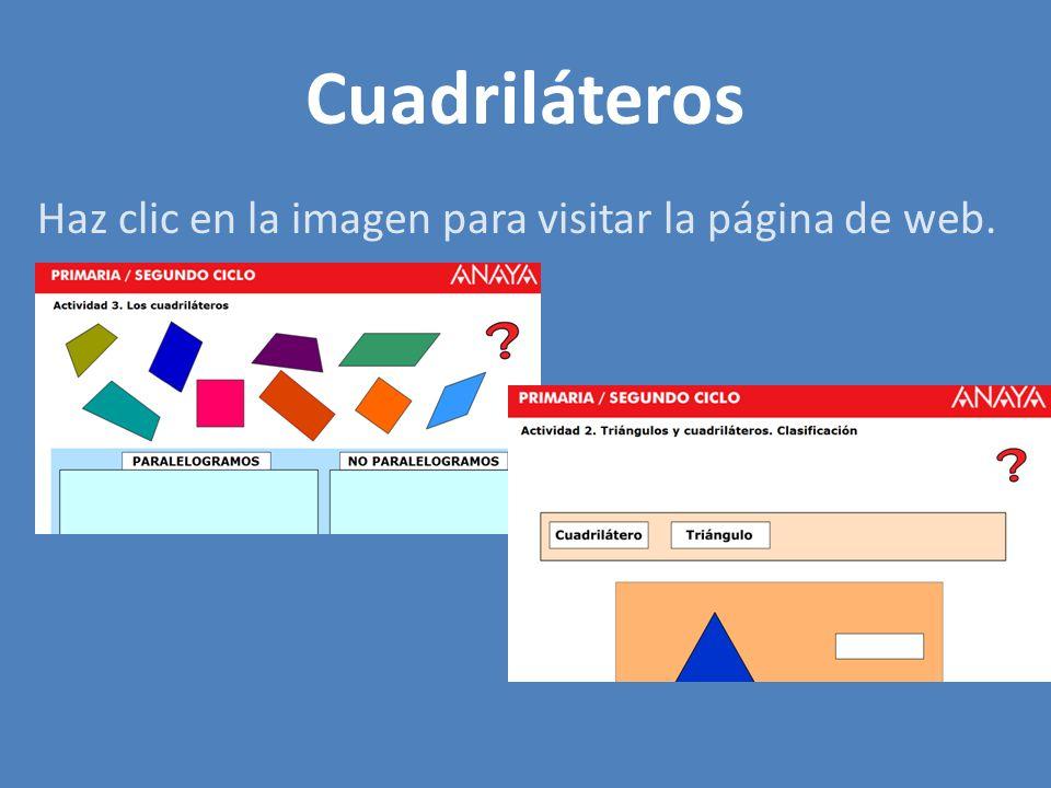 Cuadriláteros Haz clic en la imagen para visitar la página de web.