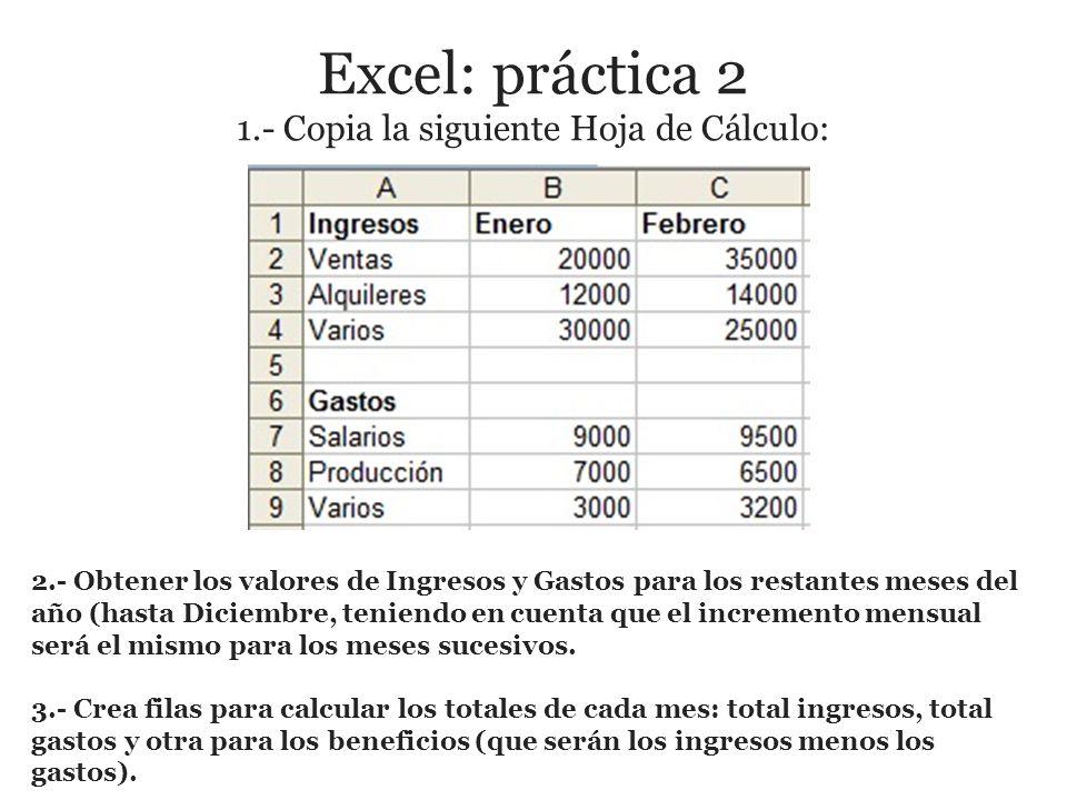 Excel La Hoja De Cálculo Ppt Video Online Descargar