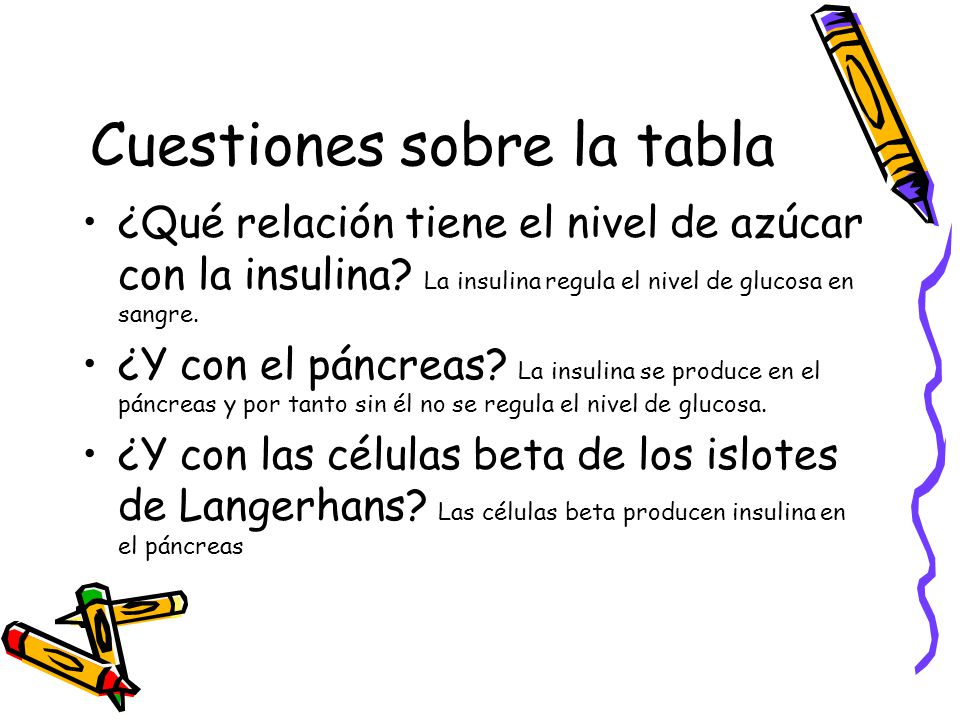LA DIABETES. - ppt descargar