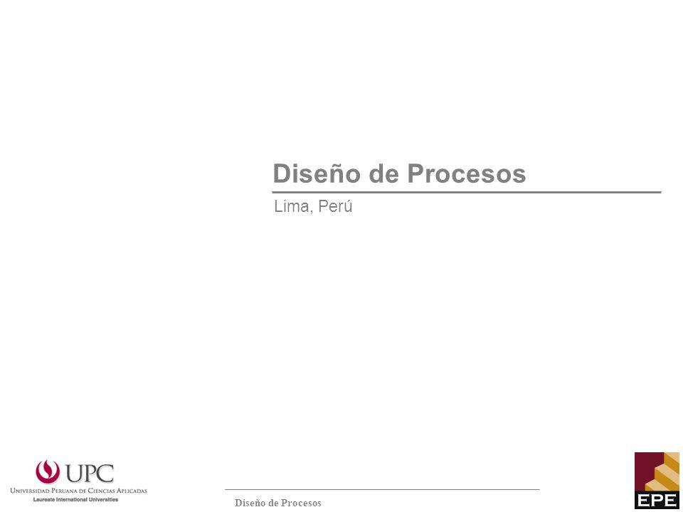 Diseño de Procesos Lima, Perú