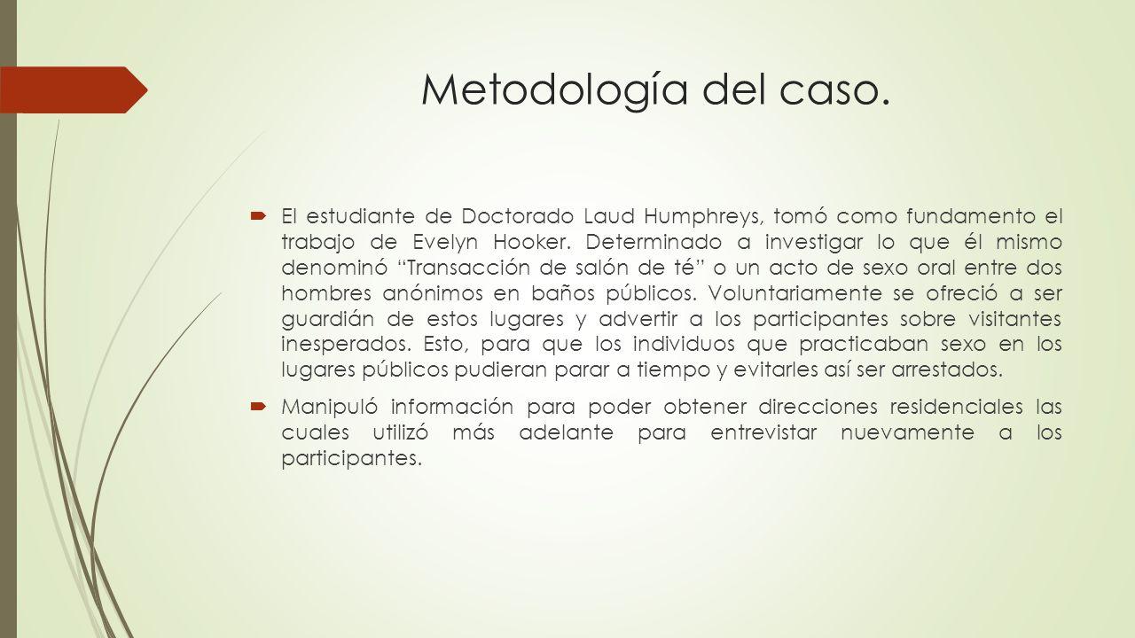 Homosexualidad y sociologia ppt descargar - Sexo en banos publicos ...