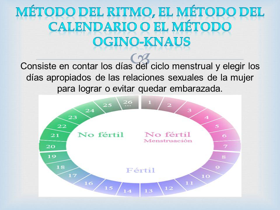Quedar embarazada el ciclo menstrual