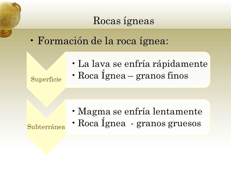 Rocas mezclas de minerales ppt video online descargar for Formacion de la roca