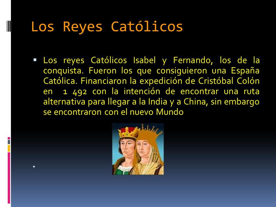El descubrimiento de am rica los reyes cat licos ppt for Pisos el encinar de los reyes