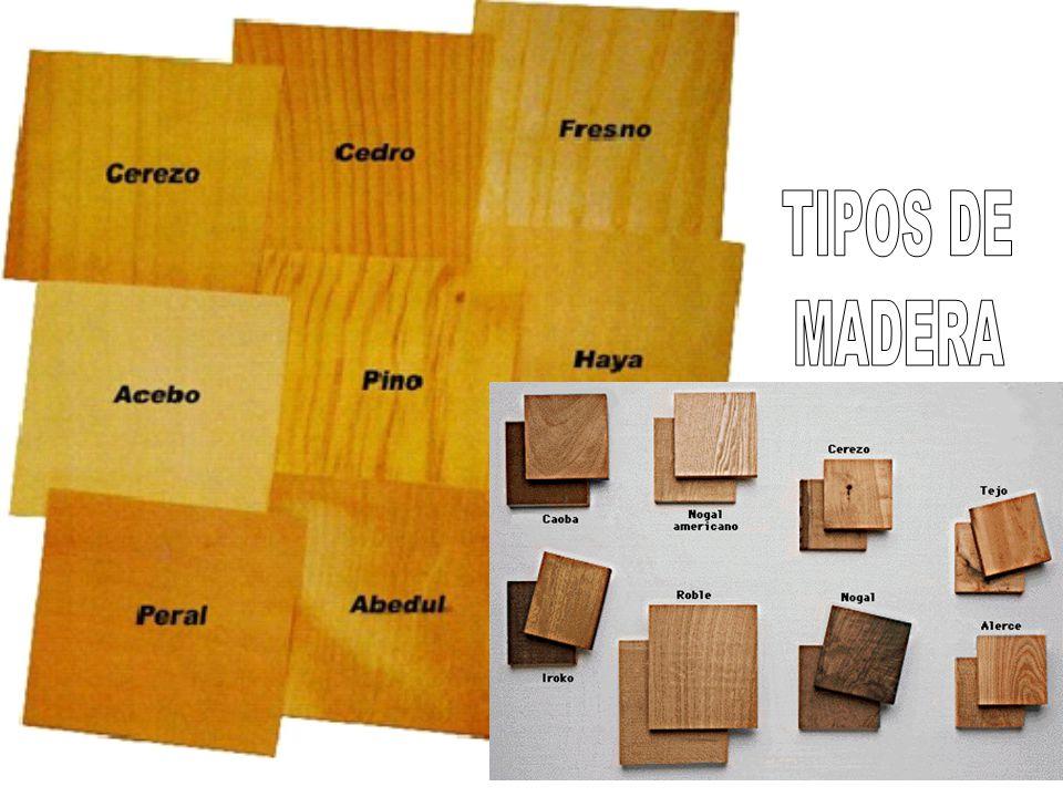 Educaci n tecnolog a ppt video online descargar - Tipo de madera para exterior ...
