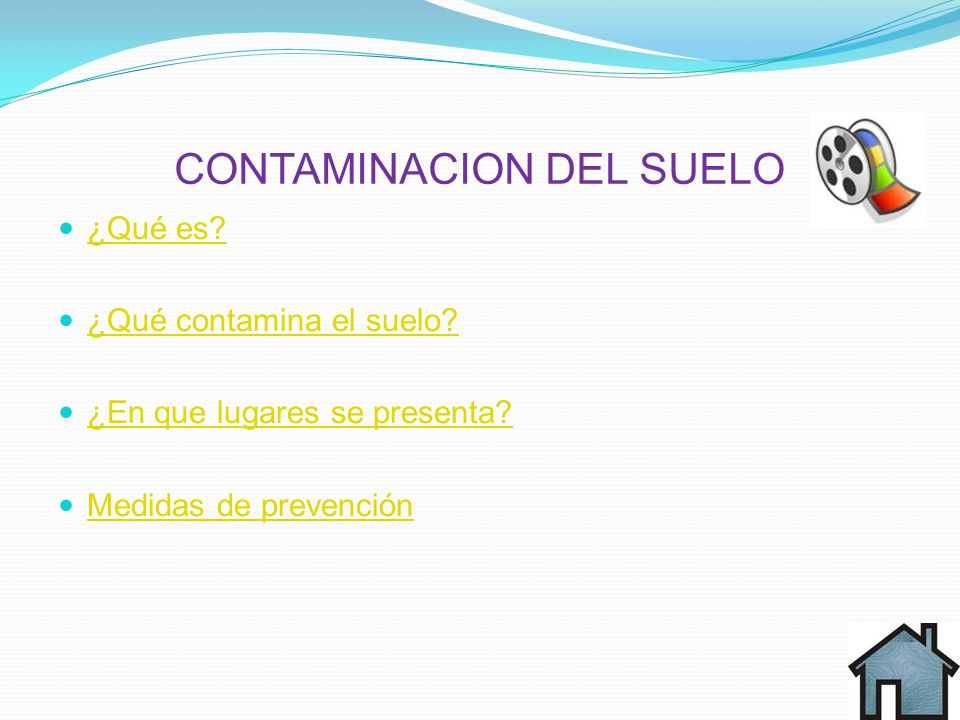 Contaminacion agua suelo aire ppt video online descargar for Que es la clausula suelo de los bancos
