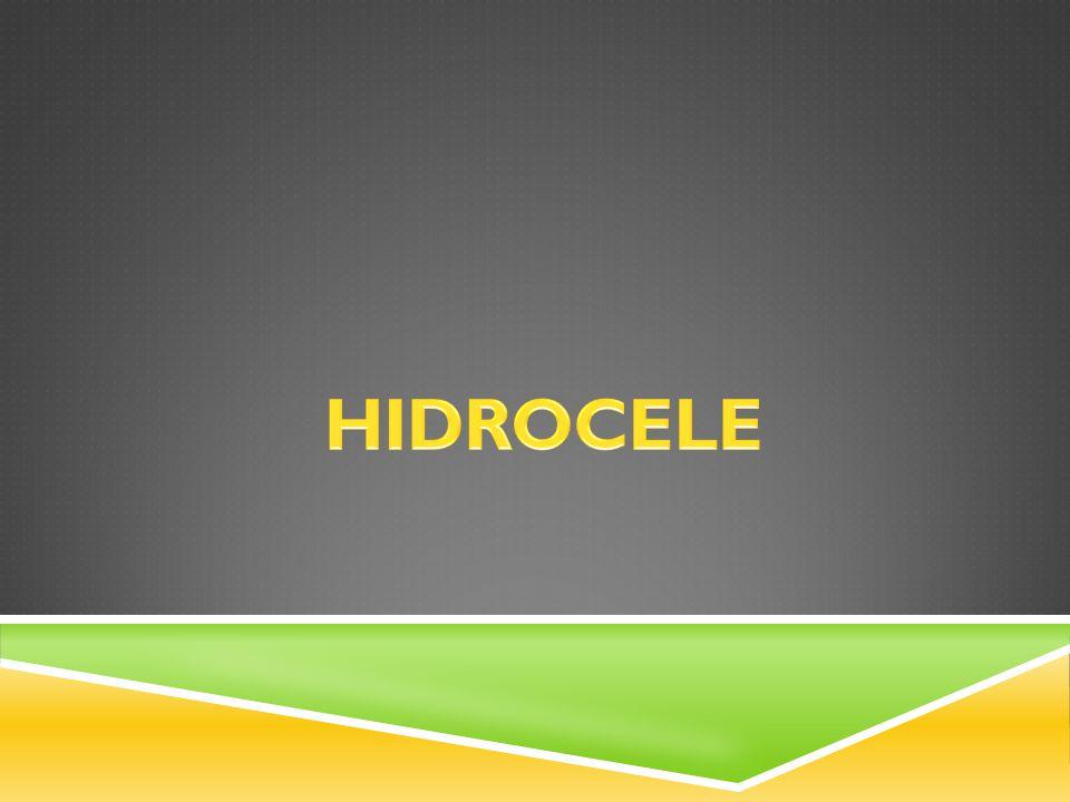 HIDROCELE