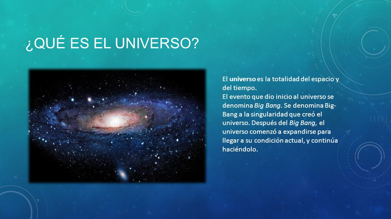 El universo iris rionda alvarez ppt descargar for Universo del hogar