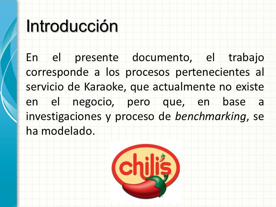 SISTEMA DE INFORMACIÓN - RESTAURANTE CHILI\'S - ppt descargar