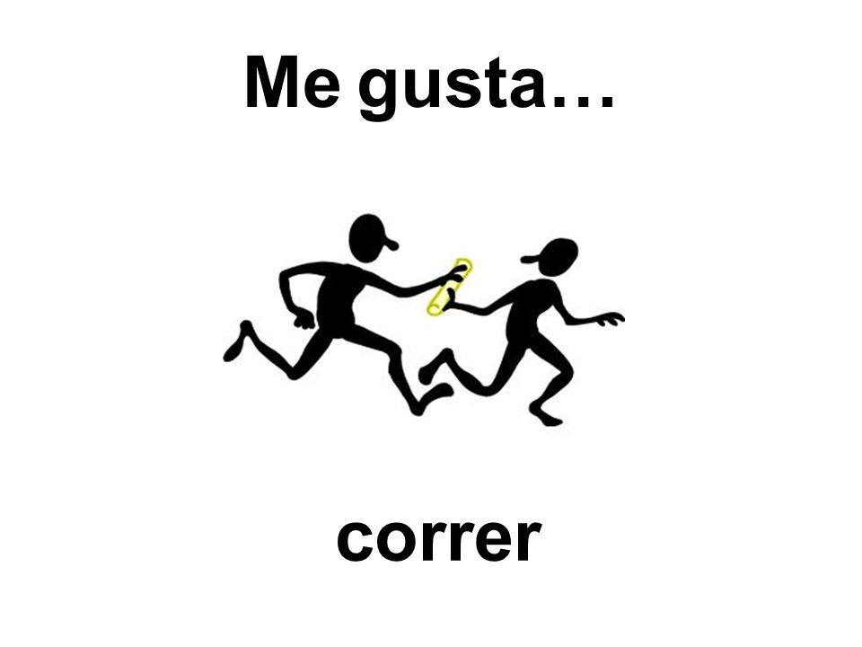 Me gusta… correr